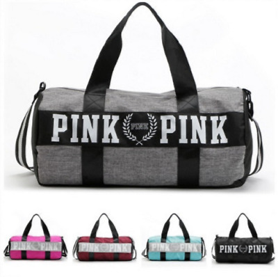 Victoria's Secret Love Pink Duffel / Gym Bags - Pick Any Color - Free Shipping