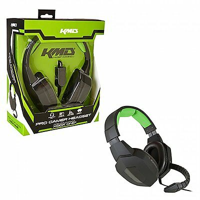 New KMD Pro Gamer Headset for Xbox One