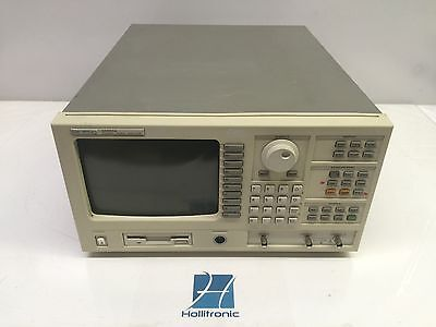 HP 35665A Dynamic Signal Analyzer