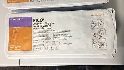 Lot Of 10 PICO Single Use Negative Pressure Wound Therapy Dressing 66800954-2