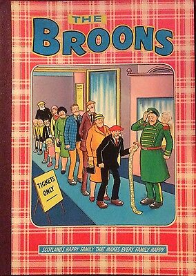 The Broons Annual 1981 - Oor Wullie