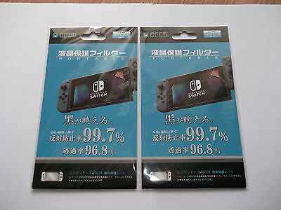Nintendo Switch gamepad screen protector (2 pack)! Ships from Canada! New