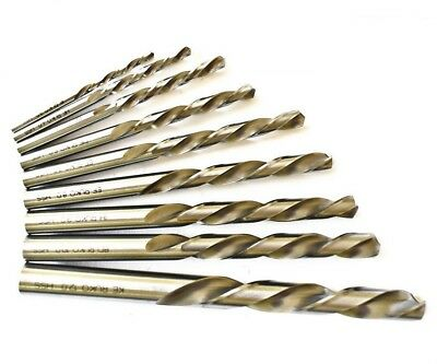 RUKO Left Hand Drill Bit Set HSS-G, HIGH QUALITY, Made in Germany, please choose