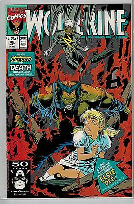Wolverine - 039 - Marvel - May 1991