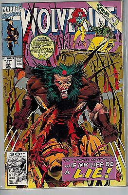Wolverine - 049 - Marvel - December 1991