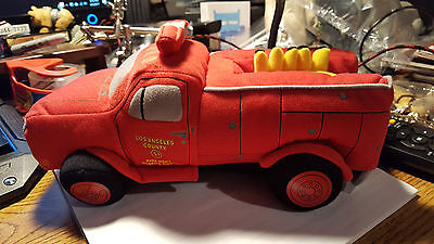Code 3 Stuffed Toy Squad 51 Very Rare Emergency TV LA County