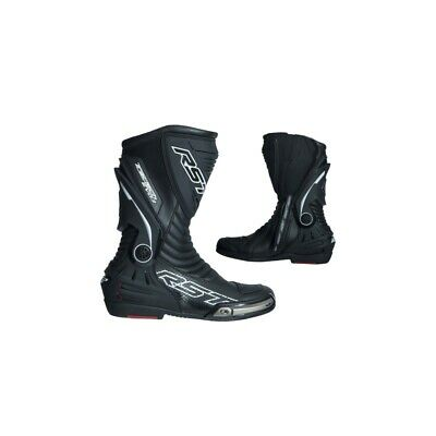 2017 RST TRACTECH EVO 2 BOOT- BLACK Motorcycle Riding Shoe Boot Road Commute