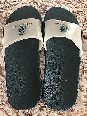 NWOT RITZ-CARLTON Spa Slippers Sandals, Size L, Great for Outdoors/Beach, Etc.