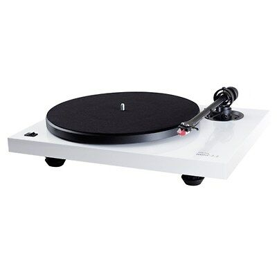 Music Hall MMF 2.2 Turntable WHT (Record Player) (REFURBISHED)