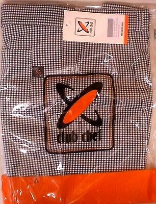 Aust Made CLUB CHEF, NEW/SEALED - BELT LOOPS, POCKETS  - SIZE M PANTS/TROUSERS