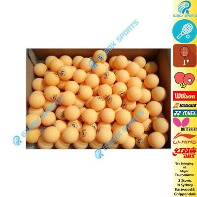 3 Star Table Tennis Ball Championship  x 100 balls package  40mm
