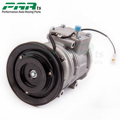 Air Condition Compressor for Toyota Landcruiser HZJ105 Diesel 1HZ A/C AC 98-07