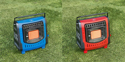 Compact and light to carry Portable Gas Heater-1.2 KW output ceramic burner