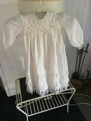 Vintage Variety Christening Gown/baby Dress (2) - Gorgeous - Buy Now - Rare
