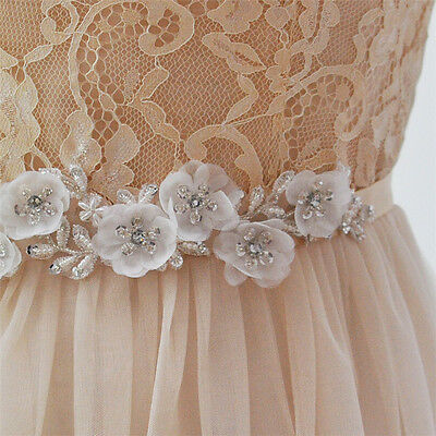 Pearl Flower Wedding Belts,Bridal Belts sashes,Bridal Wedding sashes Belts.