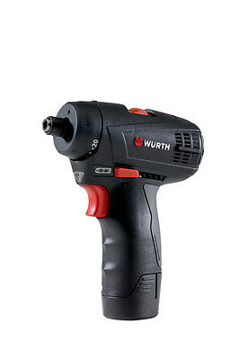 Genuine Wurth Cordless Screwdriver S 12-A 1/4 Rechargeable Battery 12v PLUS CASE