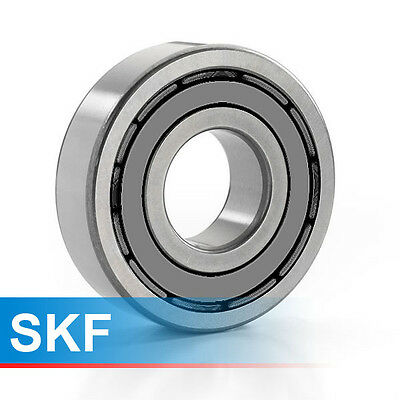 6007-2Z SKF Shielded Deep Groove Ball Bearing 35x62x14mm