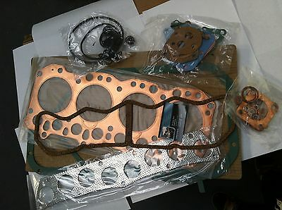 Land rover Series 2A/3 2.25 diesel top end/cylinder head gasket set 525520