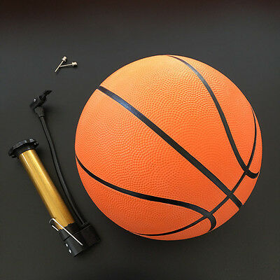 Basketball Full Size 7 Indoor Outdoor Game Junior Kids Adult Boys + Pump Kit
