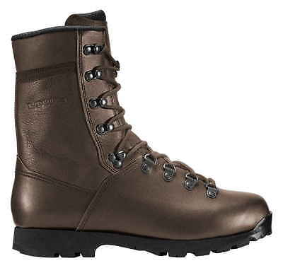 LOWA Elite Light Boots Brown Unisex Military Cadet Army