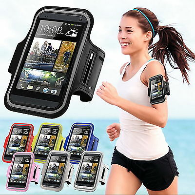 Running Gym Bag Sport Arm Band CsaeFor Samsung Galaxy S7 S7 edge S8 S8 Plus