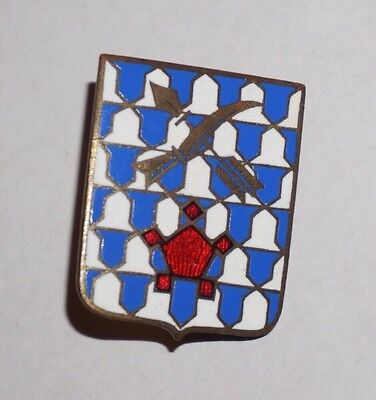 16th Infantry DUI DI German Made Over Sized Unit Crest Post WWII M0439