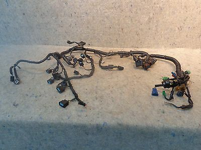 HONDA OUTBOARD BF225 Wiring Harness 32100-ZY3-A00 (C16-4F ... on