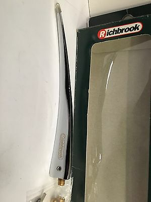 Richbrook Anti-Theft Aerial Fits All Cars With Screw In Aerial Chrome