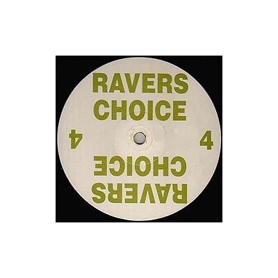 "12"": Ravers Choice - Ravers Choice 4 - Ravers Choice - TRC 004"