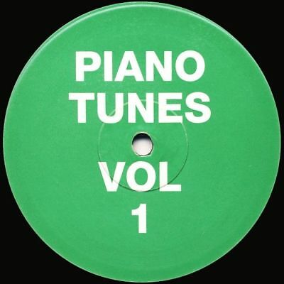 "12"": Heartless - Piano Tunes Vol 1 - Heartless - HEART 003"