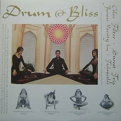 """12"""": Various - Drum & Bliss - Darla Records - DRL 069"""