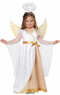 2831fc9d326f Child Size 3-4 Toddler and Girls Sweet Little Angel Costume - Christmas  Costumes