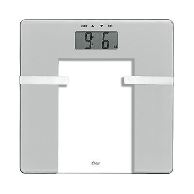 Weight Watchers 8935U Body Fat Analyser Digital Electronic Weighing Scale NEW