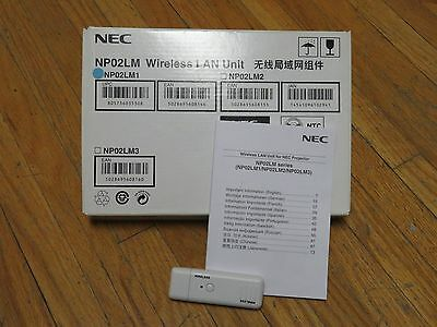 NEC Wireless LAN Unit, Model: NP02LM
