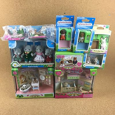 Sylvanian Families Toys DPOCH Calico Critters Flair Animal Accessory Lot Set New