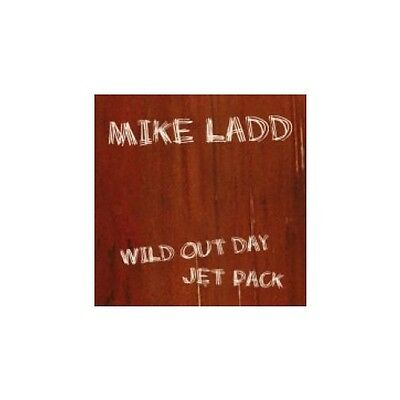"""7"""": Mike Ladd - Wild Out Day / Jet Pack - Studio !K7 - !K7139S"""