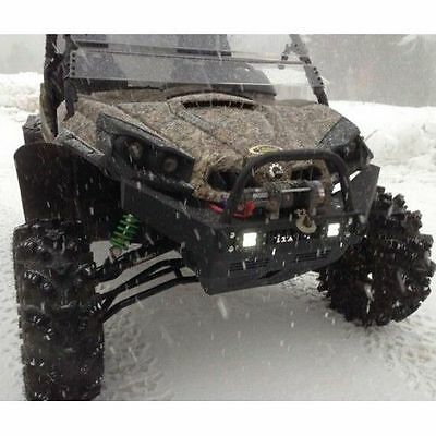 Can-am Commander 800 Front Bumper With LED Lights All Years Free Shipping