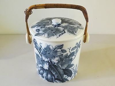 Rare Antique 1800S Bwm&c Brown Westhead Moore English Large Stoneware Crock Pot
