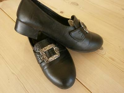 Adult Eu 38  Norwegian Bunad Shoes   Ab From Norway