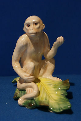 Fitz & Floyd ~ Cape Town ~ Monkey Figurine ~ 4 1/2 Inches Tall