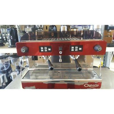 Cheap Second Hand Wega/Astoria 2 Group Commercial Coffee Machine