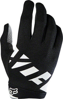 Fox Racing Ranger Men's Full Finger Glove: Black XL