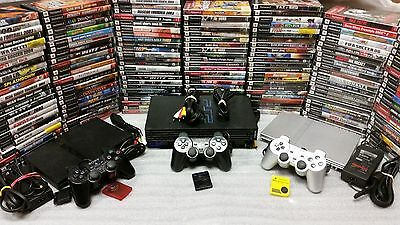 Ps2 Playstation 2 games, Hundreds of games available, $1 combined shipping