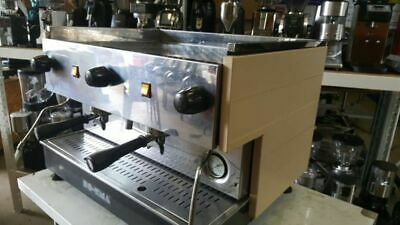 Cheap 2 Group Boema Commercial Coffee Machine