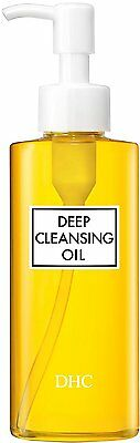 DHC Deep Cleansing Oil (M) 120ml  From Japan  Free P&P