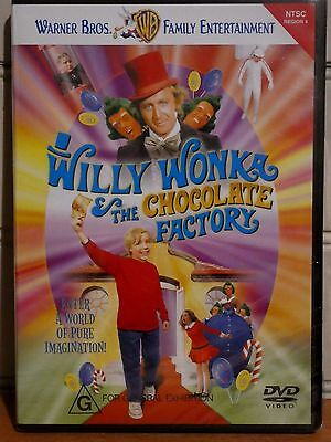 Willy Wonka And The Chocolate Factory (DVD, 2001, Region 4, New & Sealed) p5