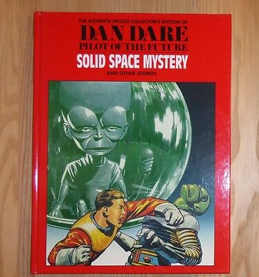 Dan Dare: Deluxe Collectors Edition Vol. 11: Solid Space Mystery '95 Hawk 1st