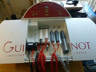Guinot Hydradermie Lift Beauty Machine. UPGRADED  TO DOUBLE IONISATION.