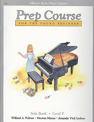 Alfreds Basic Piano Young Beginner Prep Course Solo Book Level F Tango Boogie