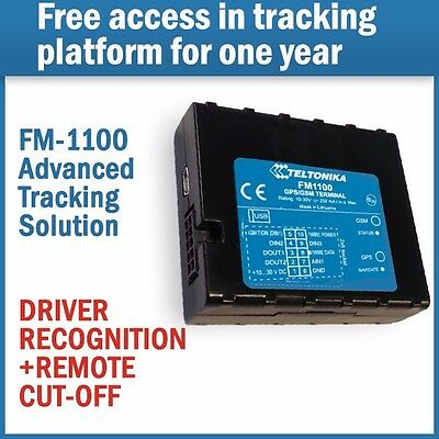 Teltonika FM-1100 Tracking device for vehicles